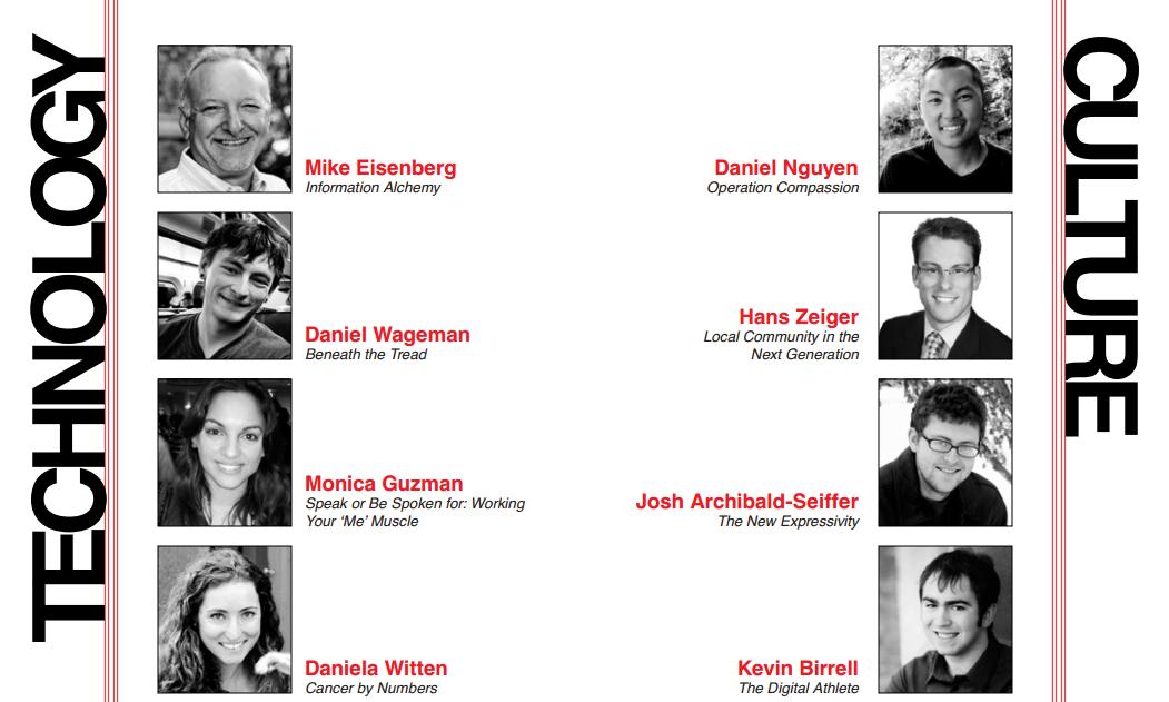 TEDxUofW Program